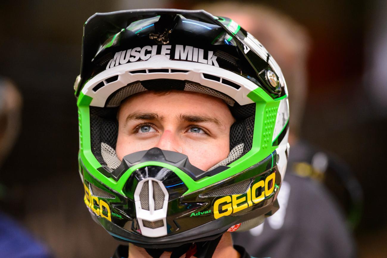 Between the Motos: Eli Tomac