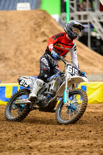 Weishaar made his first main of the season in Houston.