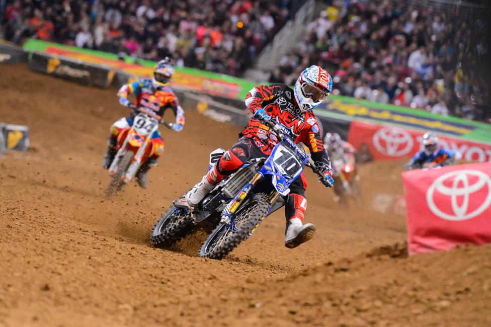 Justin Brayton will miss Seattle.
