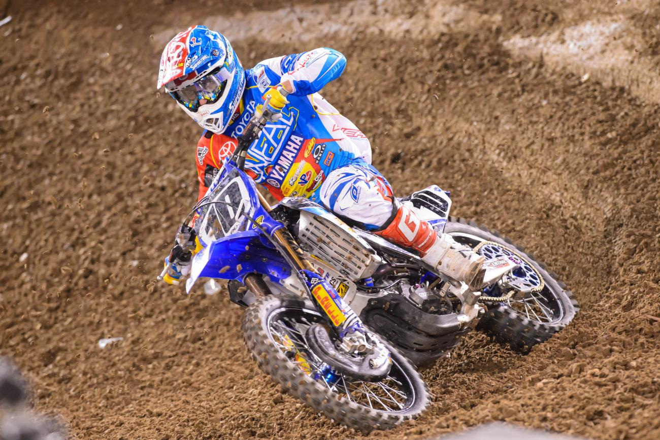 Injury Report: Seattle SX