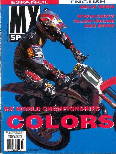 MX Spain / 1997 / Spain
