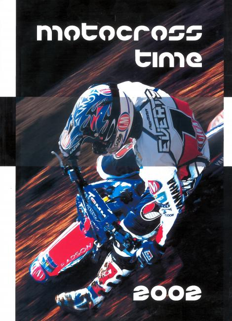 Motocross Time (Book) / 2002