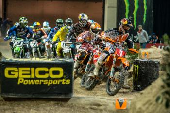 GEICO Returns as Title Sponsor of EnduroCross