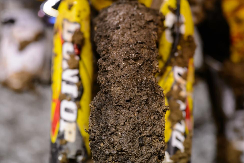The weather in Seattle could make for a rough, rutted track.Photo: Simon Cudby
