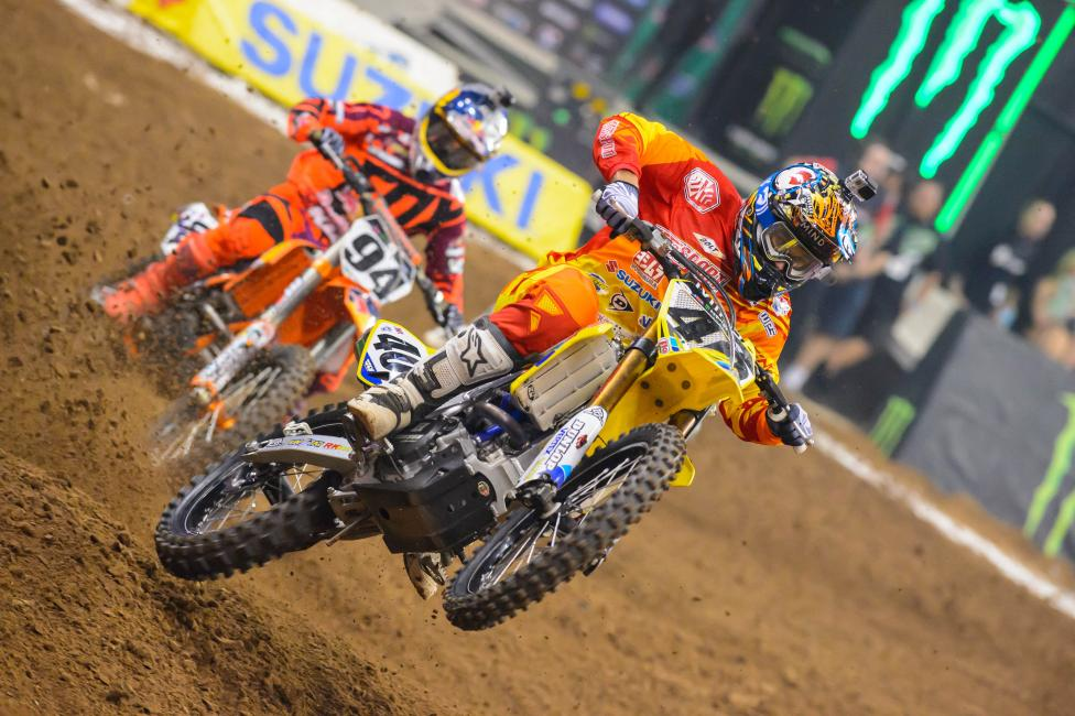 Weston Peick is headed to RCH Suzuki for the summer.
