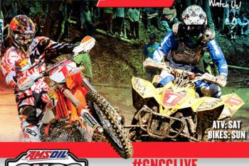 GNCC ATV and Side-by-Side on RacerTV Today