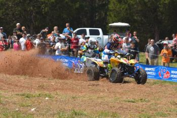 Borich Victorious at Big Buck GNCC