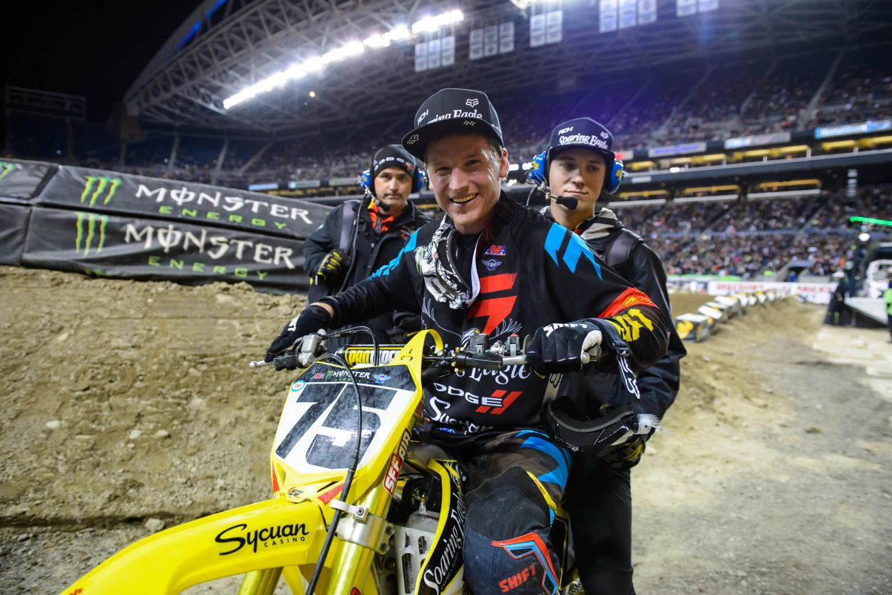 Racer X Films: Aftermath with Josh Hill