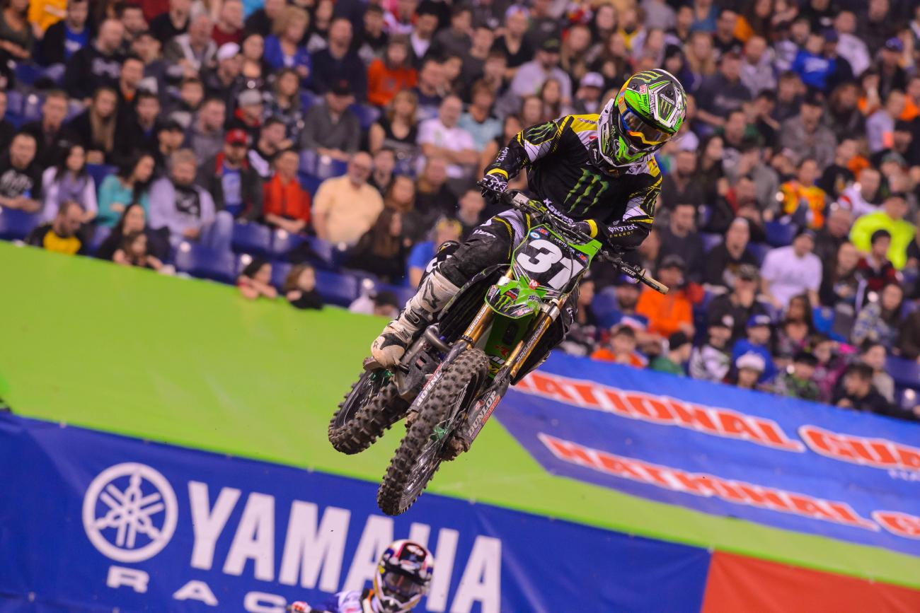 Which of the following 250SX riders would you most look forward to seeing full-time in 450SX?