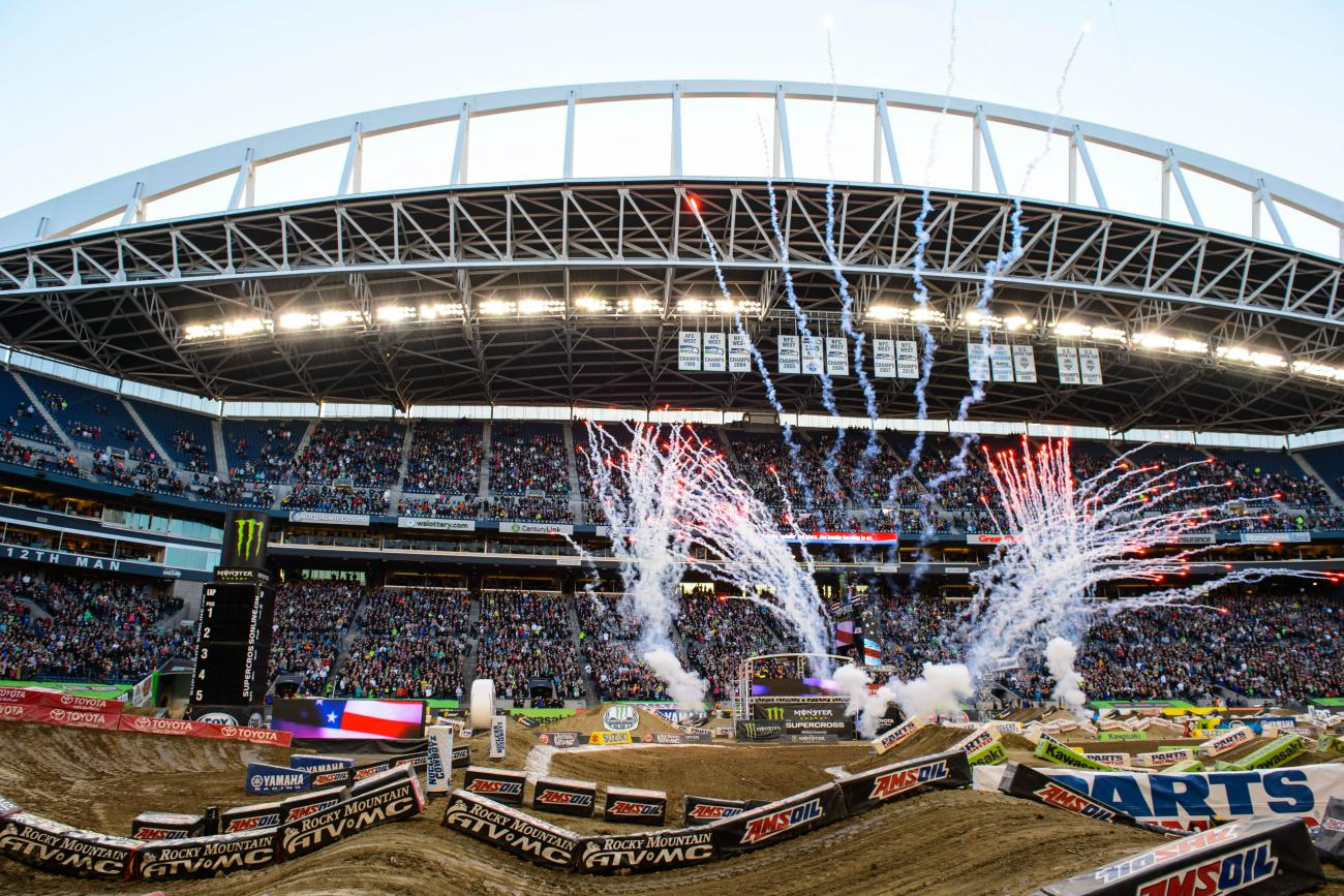 Racer X Podcast: Seattle SX