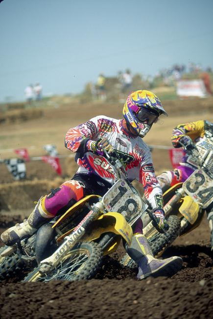Injuries ended his years with factory Suzuki, but Lawrence later bounced back as a privateer. Photo: DC