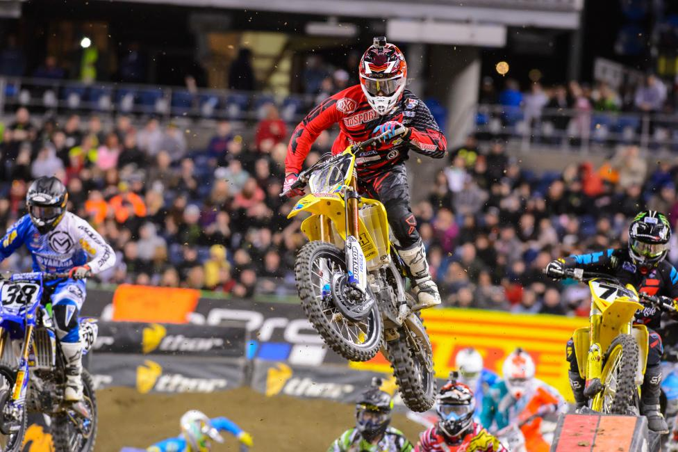 Weston Peick will begin testing with RCH in the coming weeks.  Photo: Simon Cudby