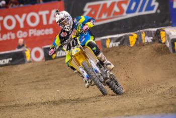 Between the Motos: Weston Peick