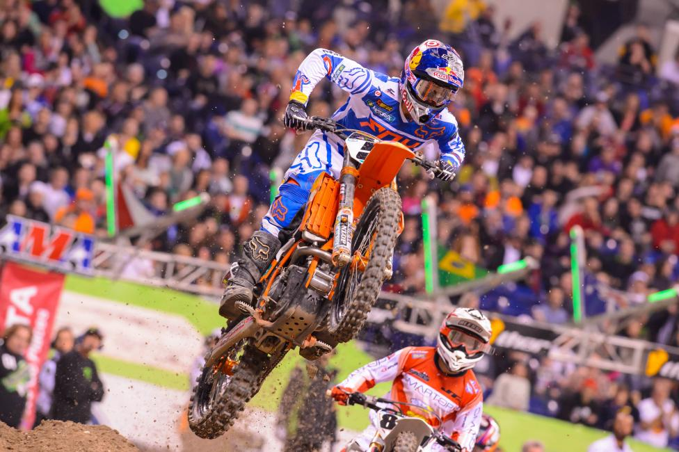 Dungey has been solid in 2014 ... like he always is.  Photo: Simon Cudby