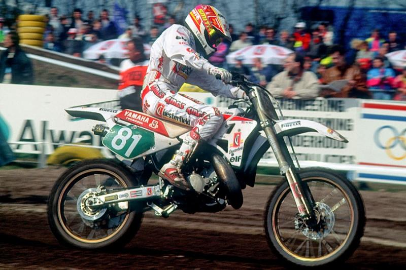 Bob Moore spent a decade in Europe after racing just one year on the AMA circuit. Photo: DC