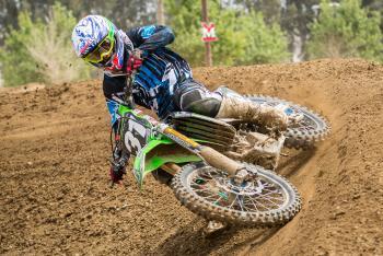 Racer X Films: Bogle & Davalos SX Practice