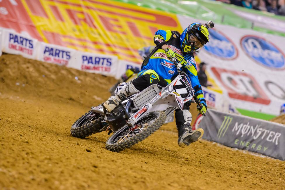 Albertson's best finish this season was a 13th in St. Louis.  Photo: Simon Cudby