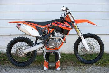 Spinechillers AX Race Bike For Sale