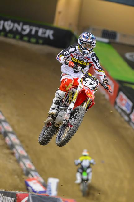 Justin Bogle is the man to beat with Davalos out for Saturday. Photo: Simon Cudby