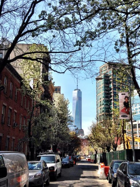 New York is a captivating city.  Photo: DC
