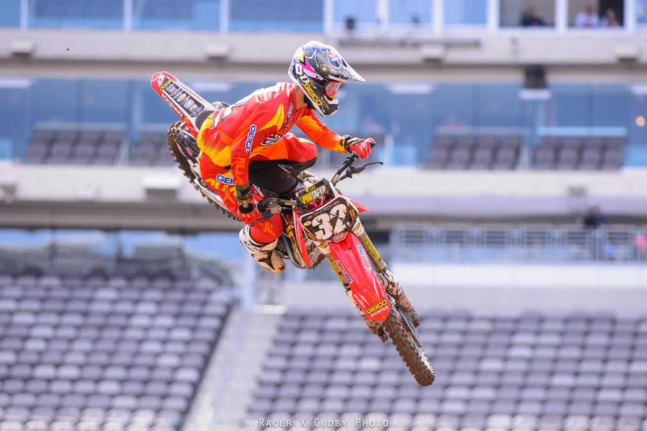 New Jersey SX Practice Gallery