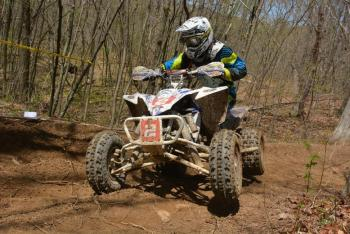 Borich Emerges Victorious at Dunlop Limestone 100 GNCC