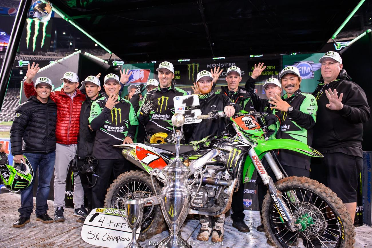 New Jersey SX Gallery