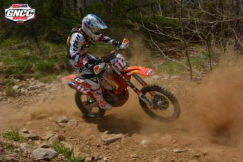 Mullins Wins at Dunlop Limestone 100 GNCC