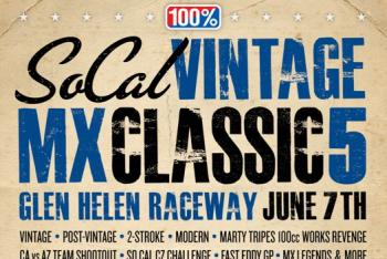 SoCal Vintage MX Classic 5 Preview