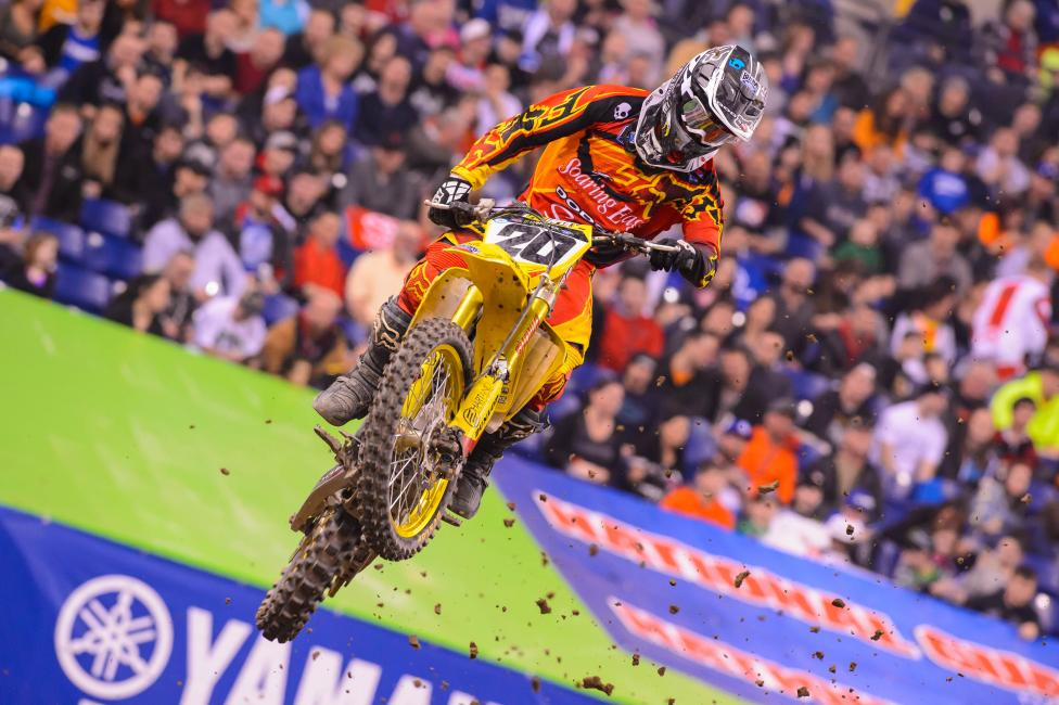 Tickle hopes to return for a portion of the Lucas Oil Pro Motocross Championships, but is not rushing back.