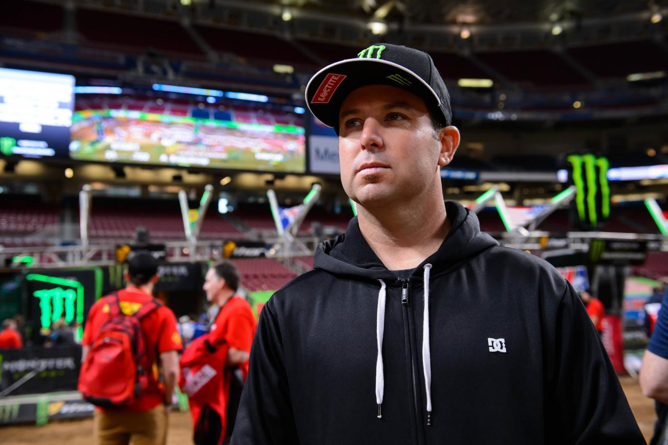 Between the Motos: Jeremy McGrath