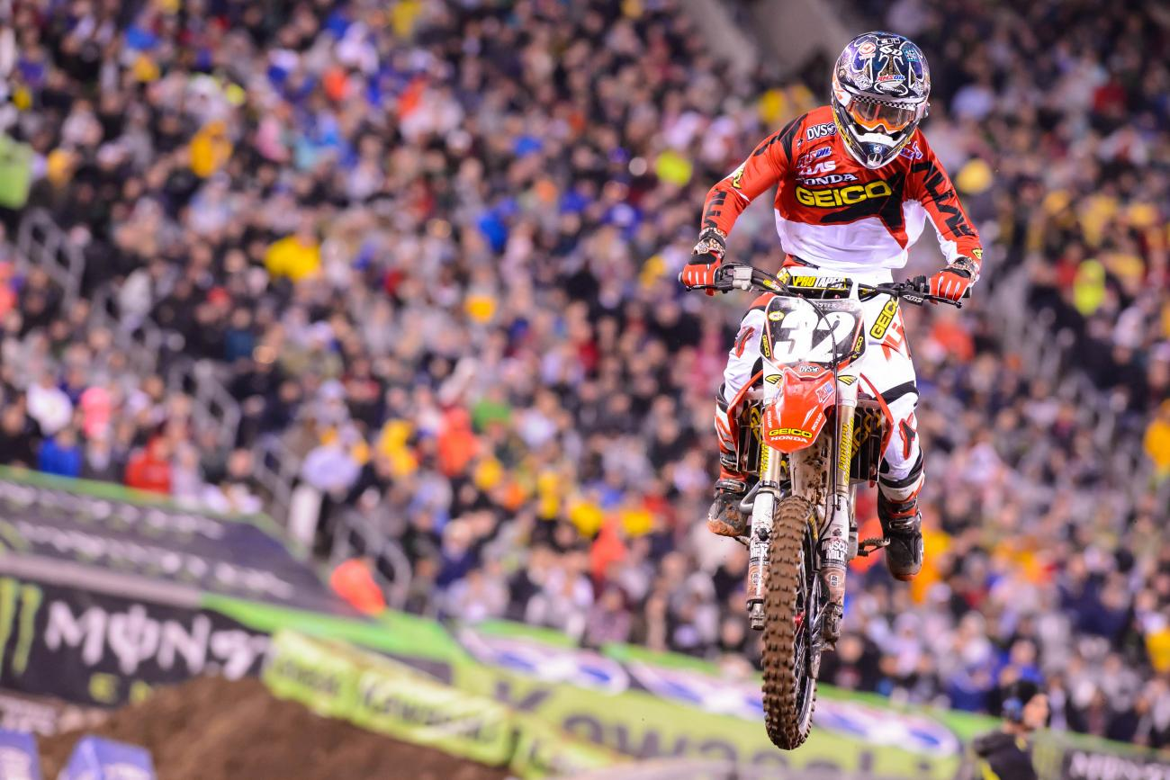3 on 3: Questions in Supercross