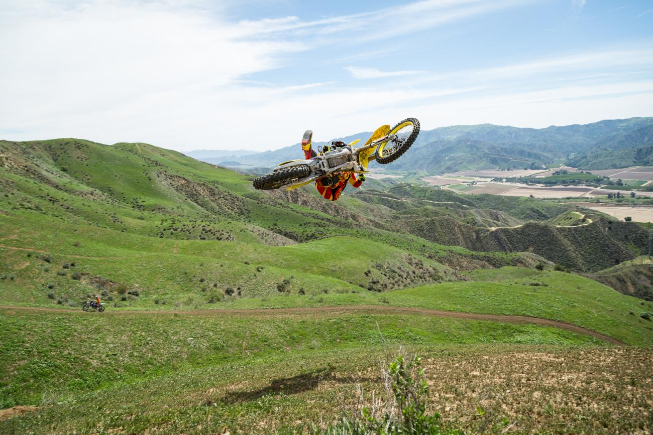 Racer X Films: Coury and McNeil at Wyvern Ranch