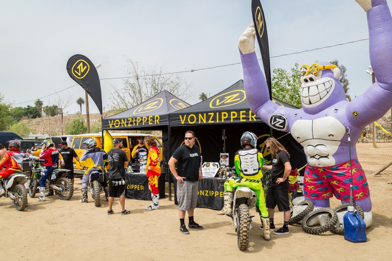 Racer X Films: VonZipper Goggle Demo Day