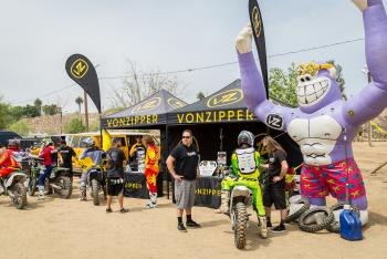 Racer X Films: VonZipper Goggle Demo Day