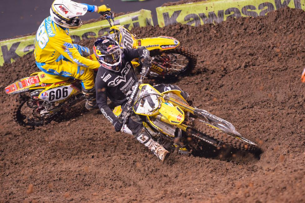 James Stewart is a go for Saturday after injuring his knee last weekend.