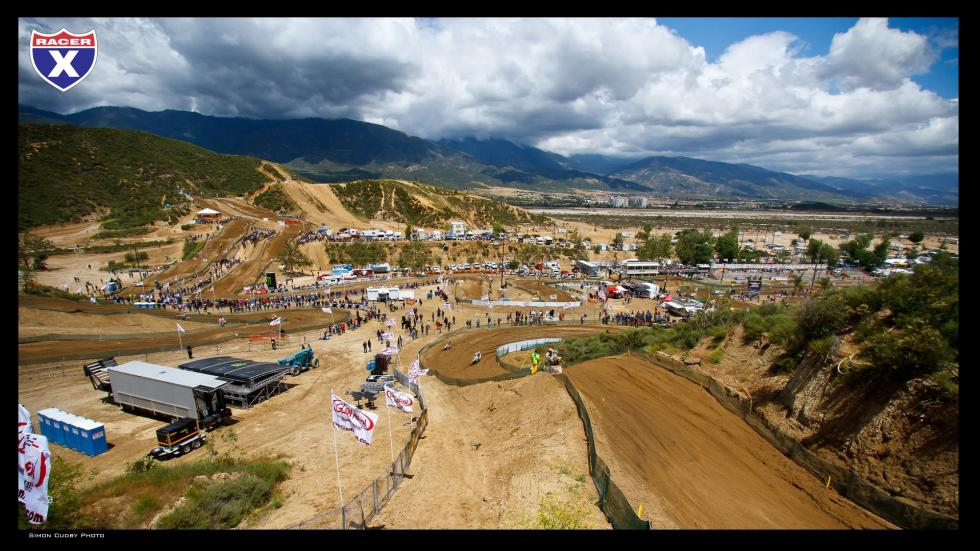 Glen Helen is on the horizon.