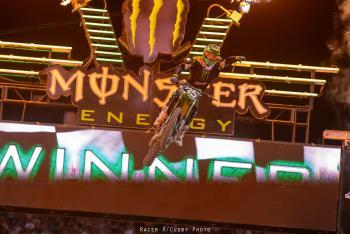 Las Vegas 250SX Results