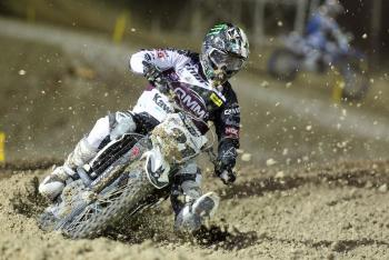 Paulin Injured at Valkenswaard