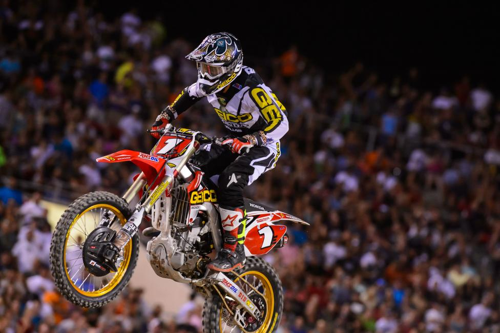 Bogle's gold rims were on point in the shootout.
