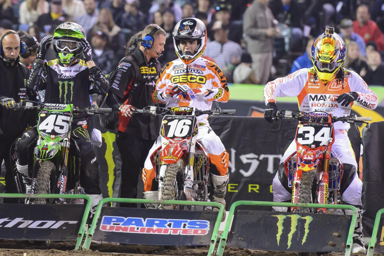 Who was the best 250SX rider this year?