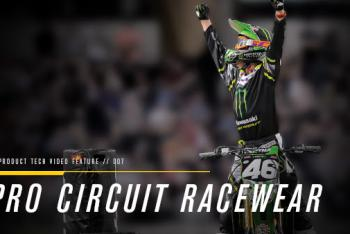 Pro Circuit Replica Racewear Available