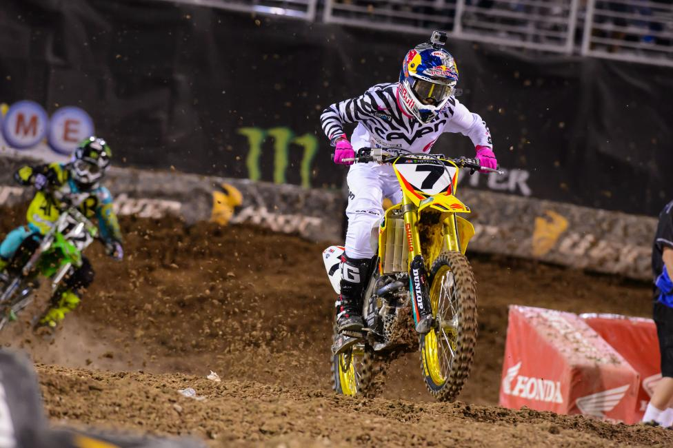 Consecutive DNFs at the last two rounds cost James Stewart a chance at second in points. Photo: Simon Cudby