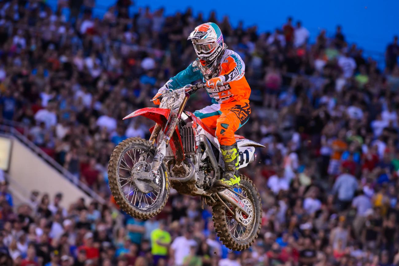 Breakdown: Sam Boyd Traction Void