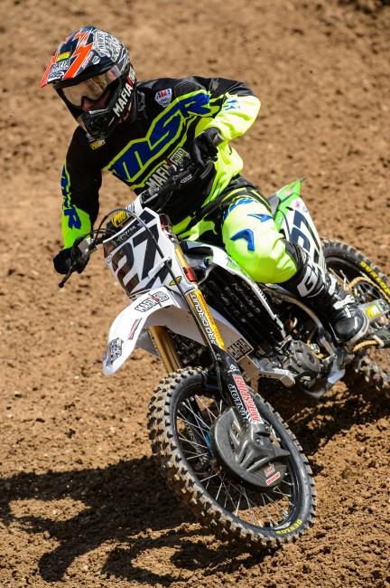A knee injury keep Nick Wey from racing Vegas. Hopefully we will see him back in 2015.