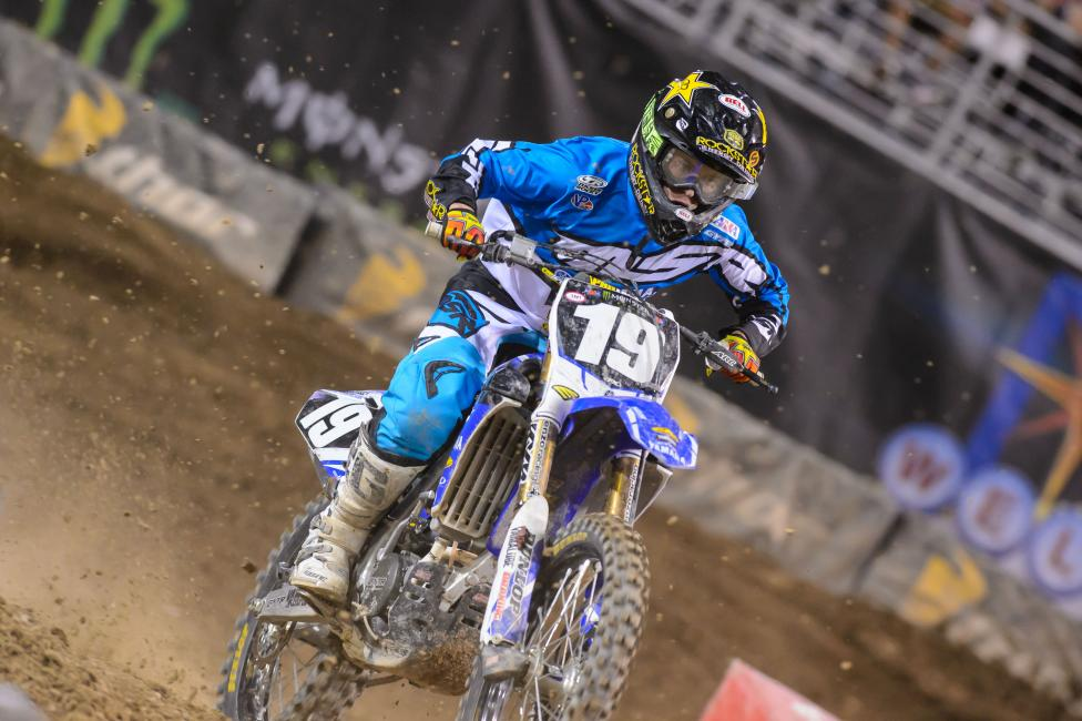 Jeremy Martin finally showed us the real Jeremy Martin in Vegas.  Photo: Simon Cudby