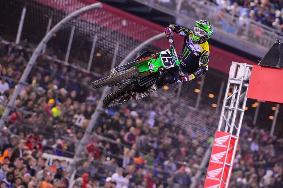 Dean Wilson and a host of others are moving to the 450 in 2015. Who are you most looking forward to seeing?