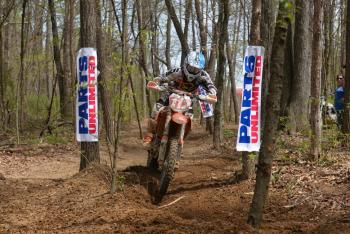 Mullins Leads as GNCC Heads to Loretta Lynn's