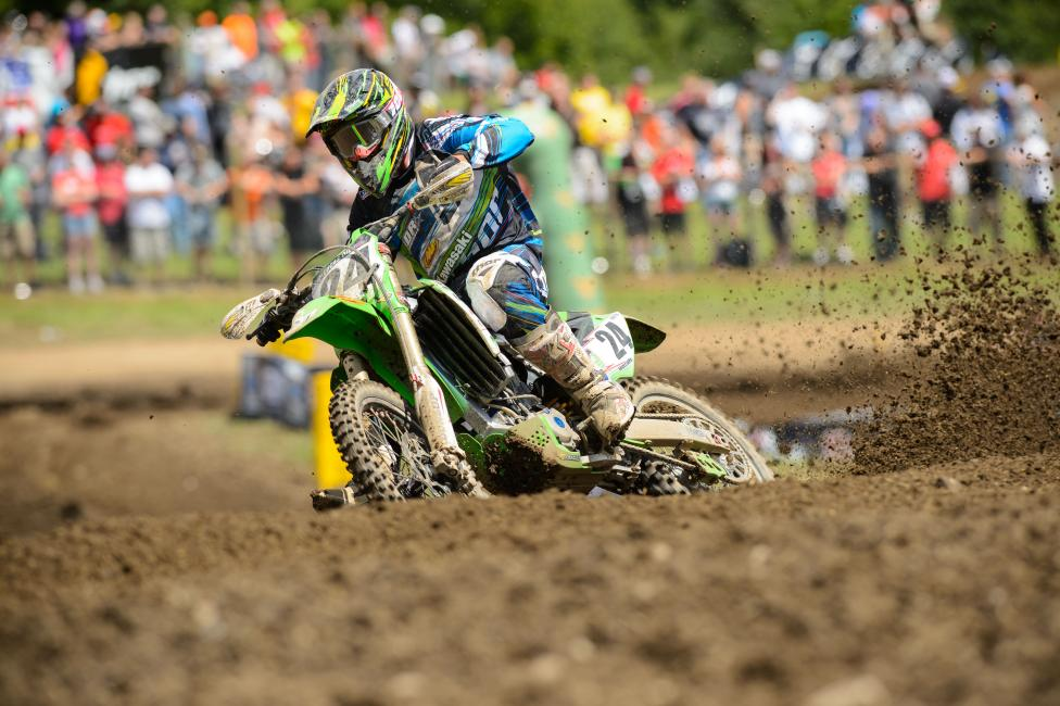 Metcalfe was expected to return to Canada to defend his championship before this opportunity arose.  Photo: Simon Cudby