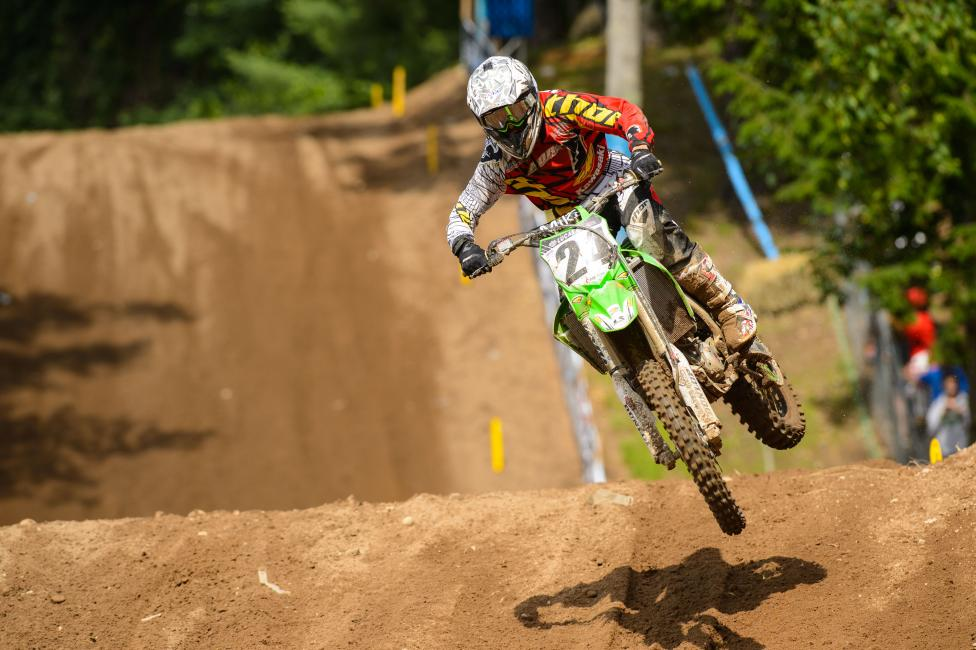 Brett Metcalfe will return to the U.S. full-time in 2014 to fill-in for Ryan Villopoto.  Photo: Simon Cudby